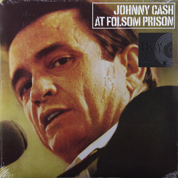 купить Johnny Cash Johnny Cash - At Folsom Prison (2 LP)