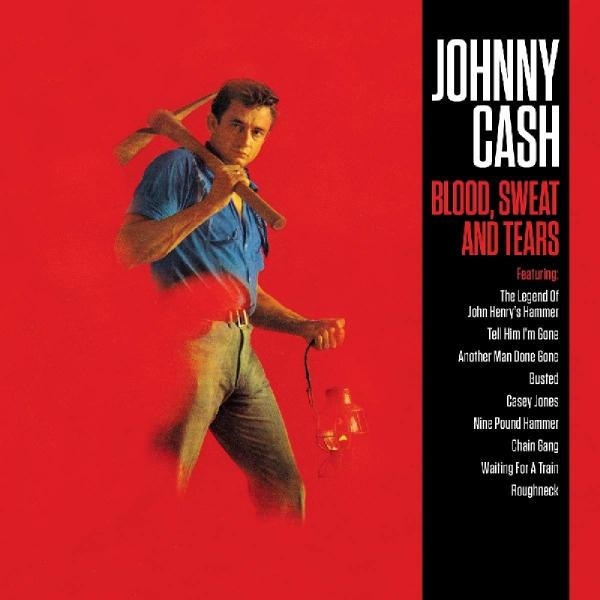 Johnny Cash - Blood Sweat Tears (180 Gr)