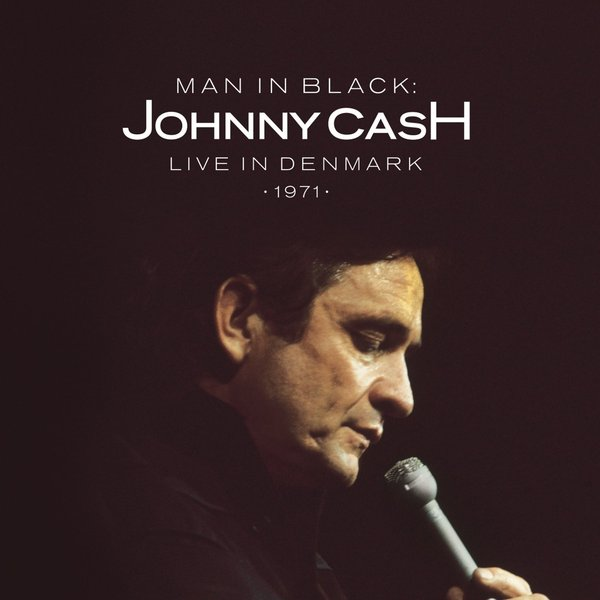 Johnny Cash - Man In Black: Live Denmark 1971 (2 LP)