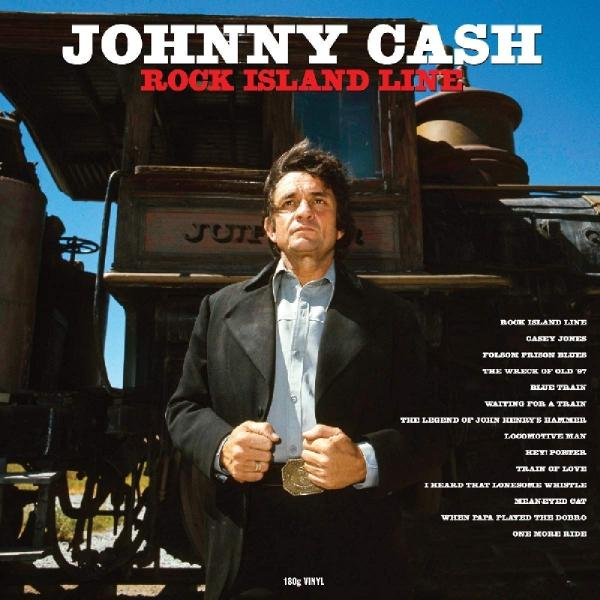 Johnny Cash - Rock Island Line (180 Gr)