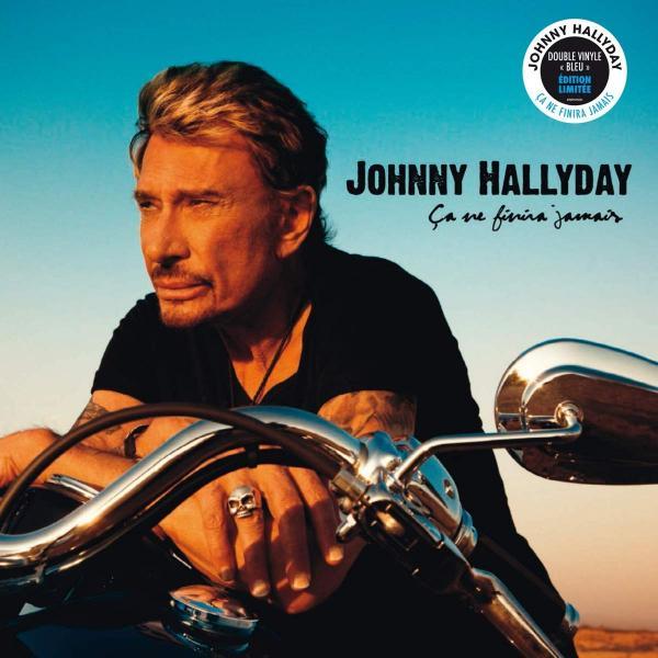Johnny Hallyday Johnny Hallyday - Ca Ne Finira Jamais (2 Lp, Colour) цена и фото