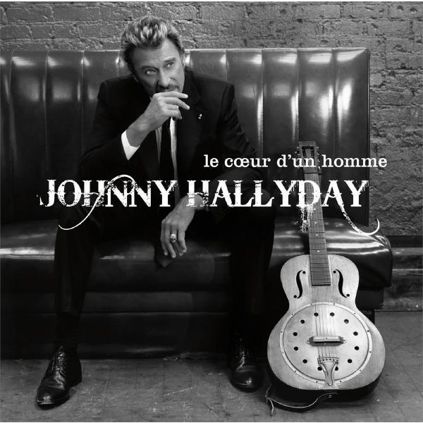 лучшая цена Johnny Hallyday Johnny Hallyday - Le Coeur D'un Homme (2 LP)