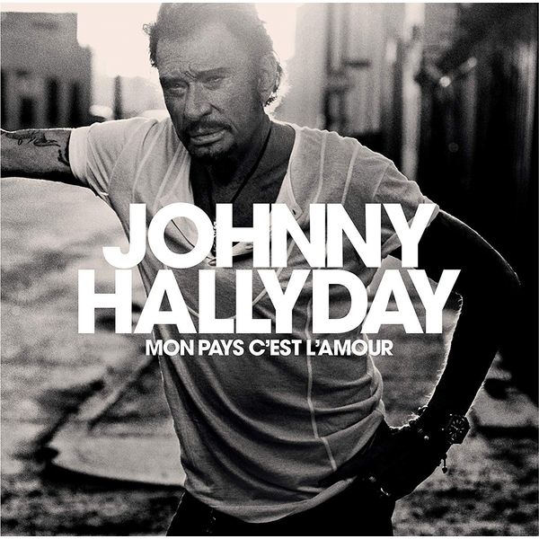 Johnny Hallyday - Mon Pays Cest Lamour (180 Gr, Colour)