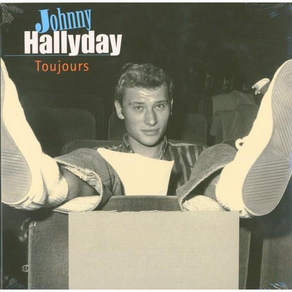 лучшая цена Johnny Hallyday Johnny Hallyday - Toujours (180 Gr)