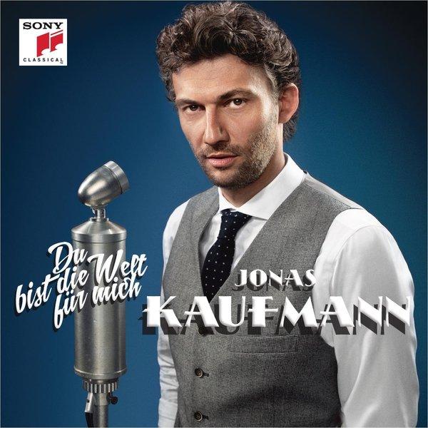 Jonas Kaufmann - Du Bist Die Welt Fur Mich (2 Lp, 180 Gr)
