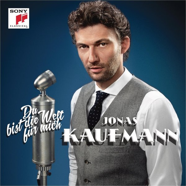 лучшая цена Jonas Kaufmann Jonas Kaufmann - Du Bist Die Welt Fur Mich (2 Lp, 180 Gr)