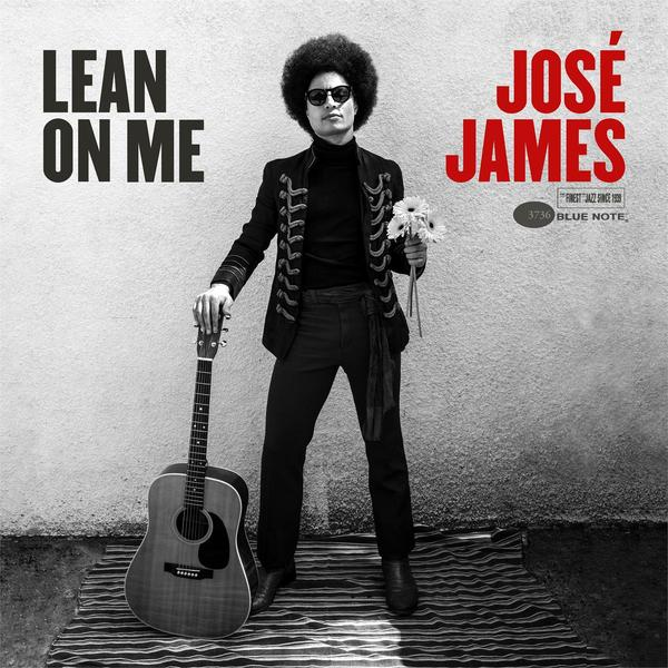 цена Jose James Jose James - Lean On Me (2 LP) онлайн в 2017 году