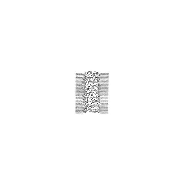 Joy Division - Unknown Pleasures (40th Anniversary) (colour)