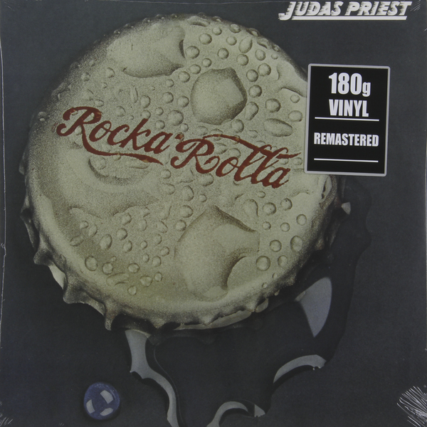 Judas Priest Judas Priest - Rocka Rolla цена