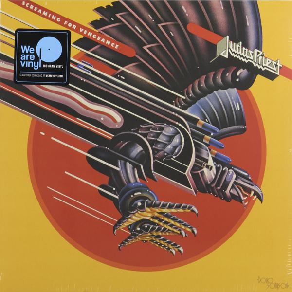 Judas Priest - Screaming For Vengeance (180 Gr)
