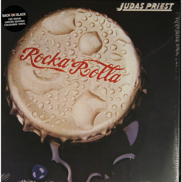 Judas Priest Judas Priest - Rocka Rolla (vinile Colorato Ltd) a rolla 3 duos for 2 violins op 10