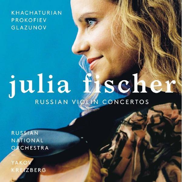 Julia Fischer - Russian Violin Concertos (2 LP)