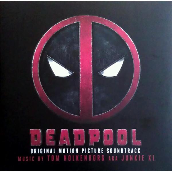 цена на Саундтрек СаундтрекJunkie Xl - Deadpool (2 LP)