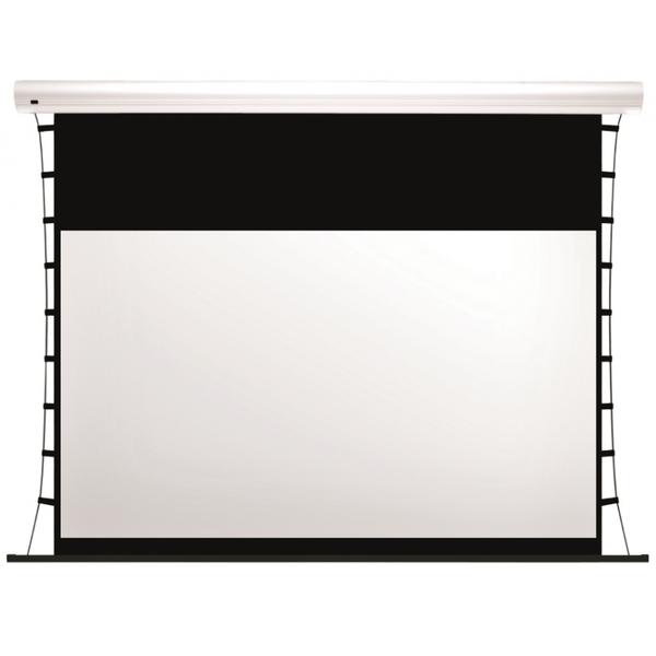 Фото - Экран для проектора Kauber Blue Label Tensioned BT (16:9) 104 129x230 Microperf MW экран для проектора digis velvet 16 9 104 230x129 mw