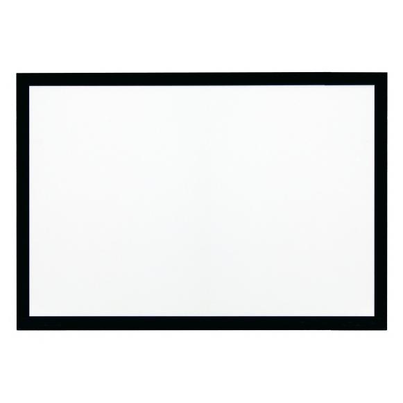 Экран для проектора Kauber Frame Sferic Velvet (16:9) 136 169x300 White Flex