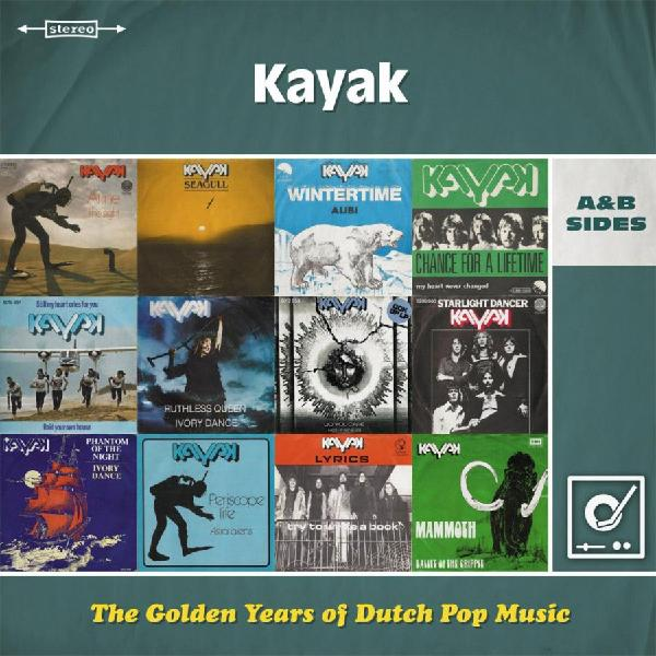KAYAK - Golden Years Of Dutch Pop (2 LP)