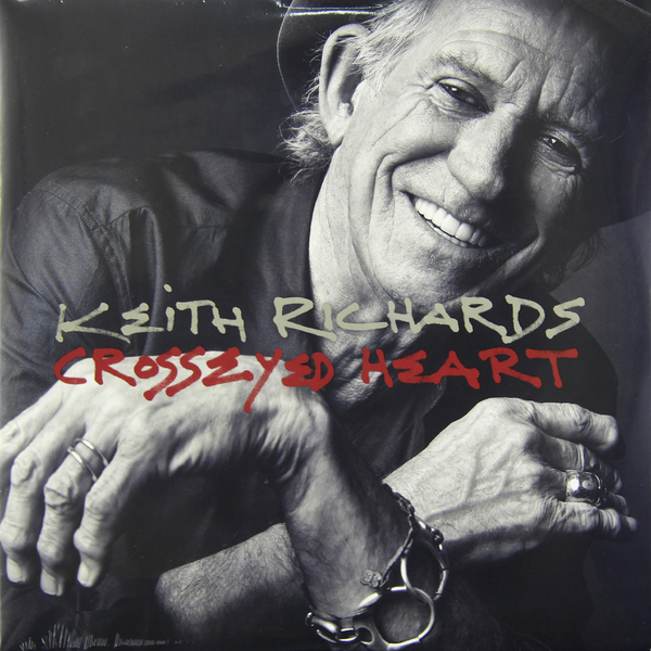 купить Keith Richards Keith Richards - Crosseyed Heart (2 LP) онлайн