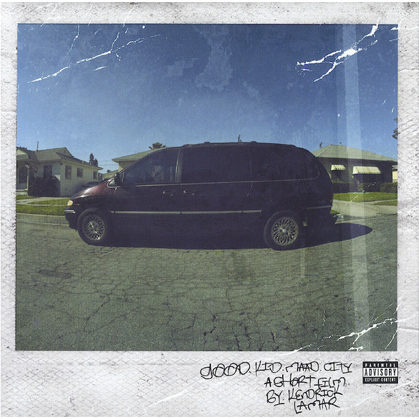 Kendrick Lamar - Good Kid, M..d City (2 LP)