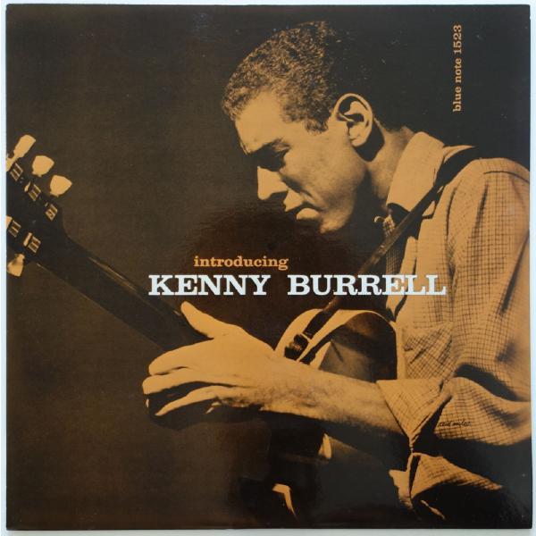 Kenny Burrell Kenny Burrell - Introducing Kenny Burrell цена и фото