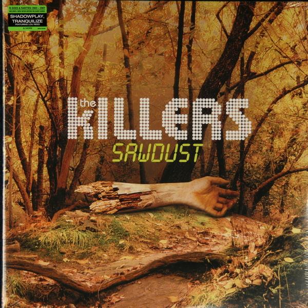 лучшая цена Killers Killers - Sawdust (2 LP)