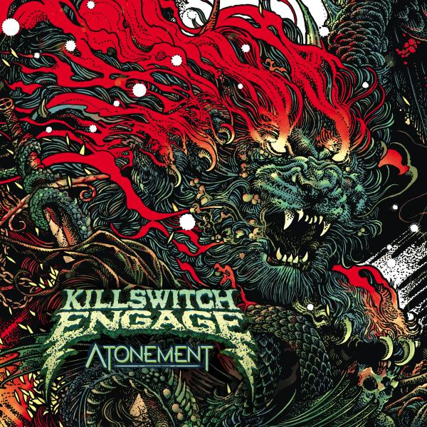 Killswitch Engage Killswitch Engage - Atonement цены