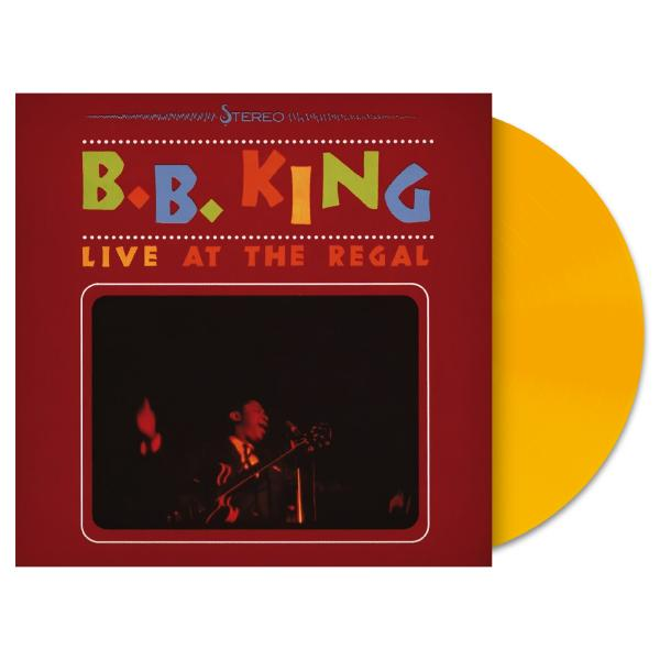 B.b. King - Live At The Regal (colour)