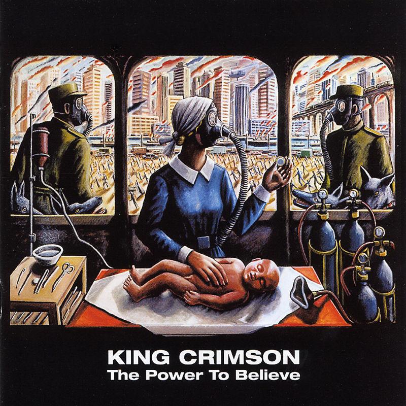 King Crimson King Crimson - Power To Believe (2 Lp, 200 Gr) king crimson king crimson in the wake of poseidon 200 gr
