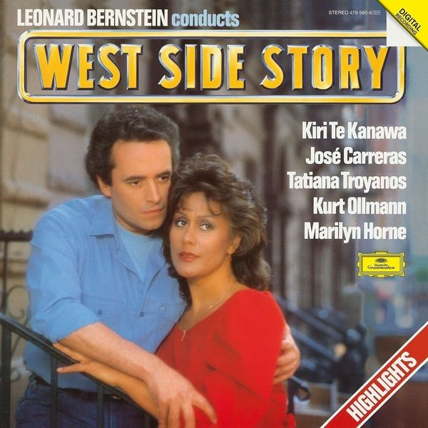 Саундтрек СаундтрекBernstein - West Side Story - Highlights стоимость