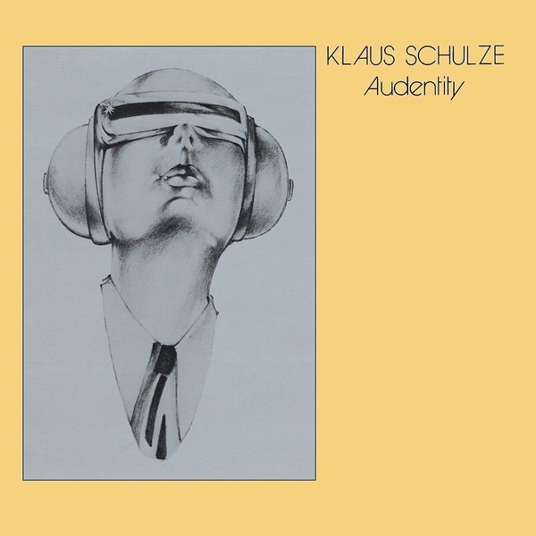 Klaus Schulze Klaus Schulze - Audentity (2 LP) klaus h carl portraits de vierges