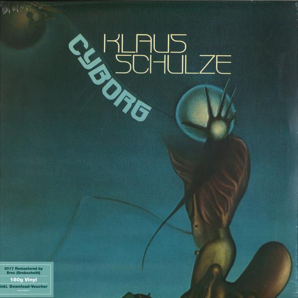 Klaus Schulze Klaus Schulze - Cyborg (2 LP) klaus laubenthal fallsammlung zu kriminologie jugendstrafrecht strafvollzug