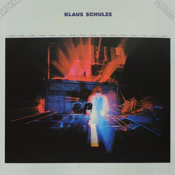 Klaus Schulze - Live... (2 LP)