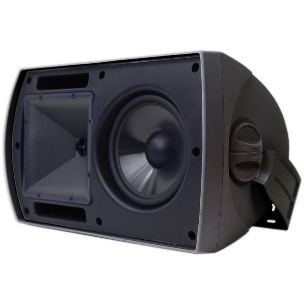 Всепогодная акустика Klipsch AW-650 Black klipsch aw 500 sm white