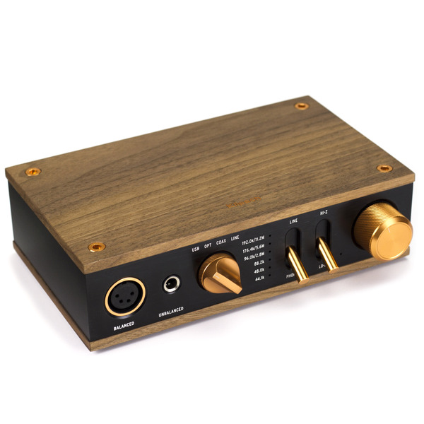 Усилитель для наушников Klipsch Heritage Headphone Amplifier Walnut аудио усилитель gd parts 1 tj fullmusic 6sl7 ecc35 6n9p fr fullmusic6sl7