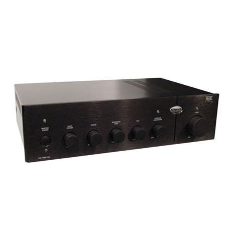 Пассивный сабвуфер Klipsch Усилитель для сабвуфера KA-1000-THX Black полочная акустика klipsch thx kl 650 l black