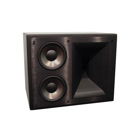 Полочная акустика Klipsch KL-525-THX Black полочная акустика klipsch thx kl 650 l black