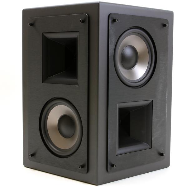 Специальная тыловая акустика Klipsch KS-525-THX Black полочная акустика klipsch thx kl 650 l black