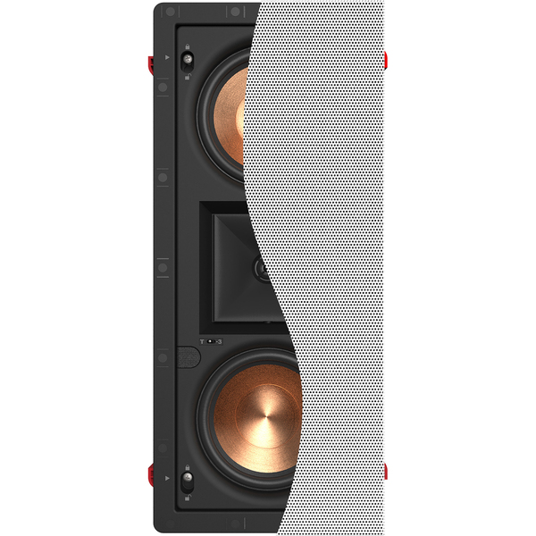 Встраиваемая акустика Klipsch PRO-25RW LCR White
