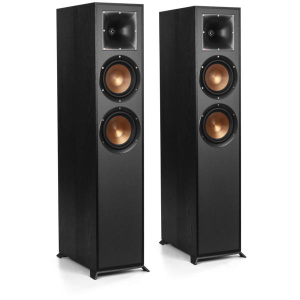 Напольная акустика Klipsch R-620F Black все цены