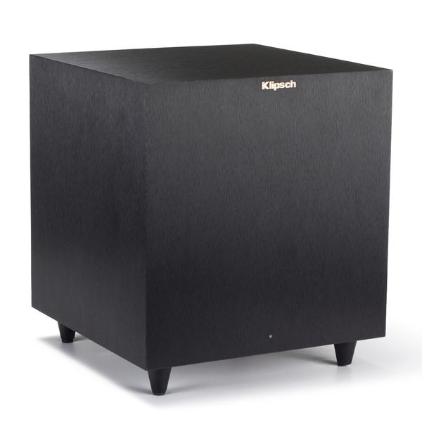 лучшая цена Активный сабвуфер Klipsch R-8SW Black