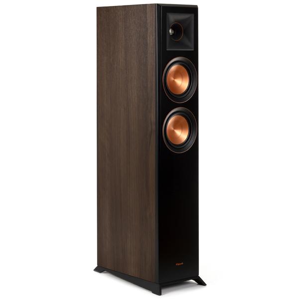 лучшая цена Напольная акустика Klipsch RP-5000F Walnut