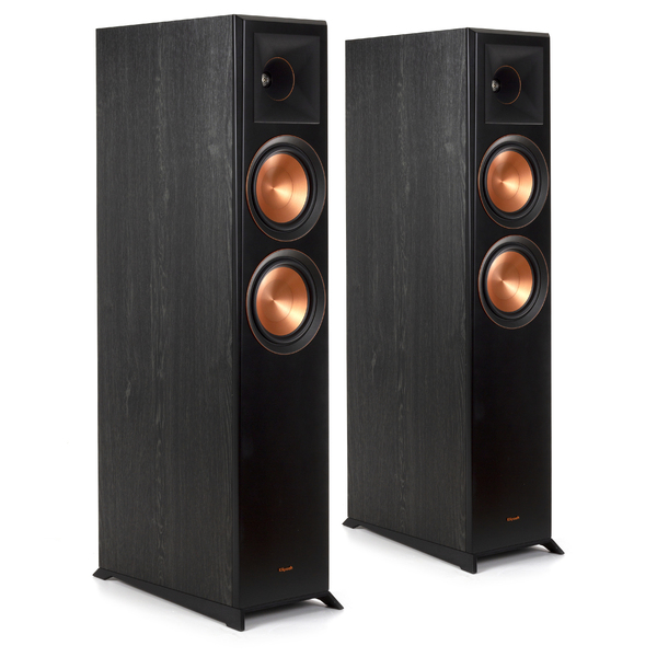 Напольная акустика Klipsch RP-6000F Ebony цена и фото