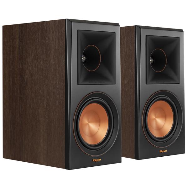 Полочная акустика Klipsch RP-600M Walnut цены