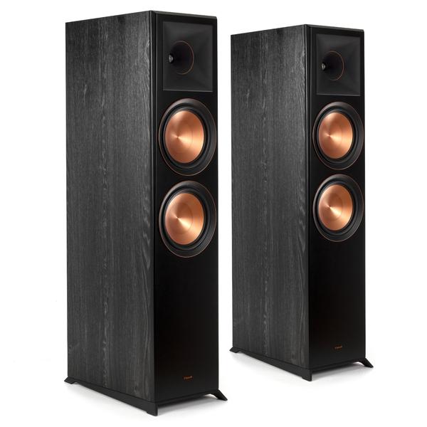Напольная акустика Klipsch RP-8000F Ebony цена и фото