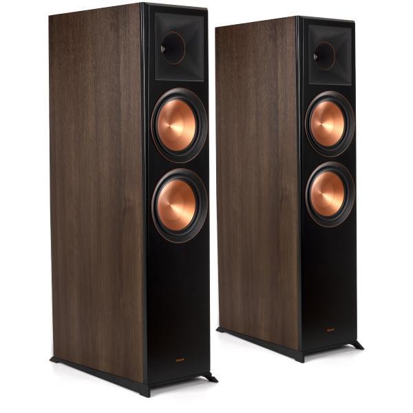 Напольная акустика Klipsch RP-8060FA Walnut цена и фото