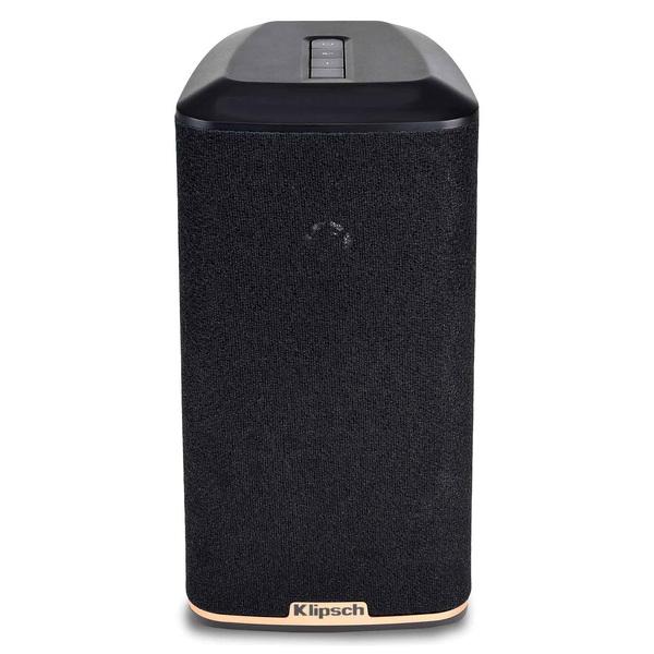 Беспроводная Hi-Fi акустика Klipsch RW-1 Black комплект кабелей для hi fi акустики klipsch khtk16100r
