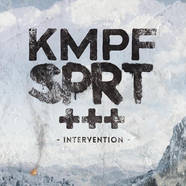 Kmpfsprt - Intervention (lp+cd)