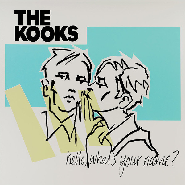 The Kooks - Hello, Whats Your Name? (2 LP)