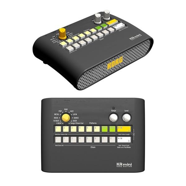 Драм-машина Korg KR mini
