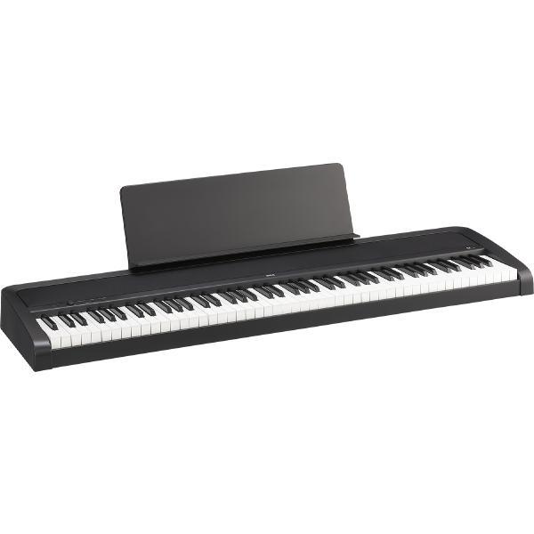 Цифровое пианино Korg B2 Black цифровое пианино korg grandstage 73