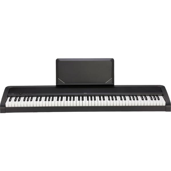 лучшая цена Цифровое пианино Korg B2N Black